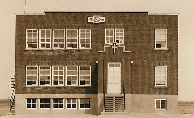 Nouvelle école - Municipalité de Landrienne